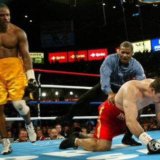 Ringside Boxing Show: A relentless interview with ex-heavyweight king Lamon Brewster