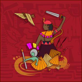 Capítulo 07: Las reinas guerreras de Kush