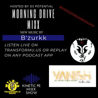 Saturday Morning Hip Hop MIXX new music by B'zurkk