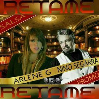 Nino Segarra Y Arlene G En Concierto