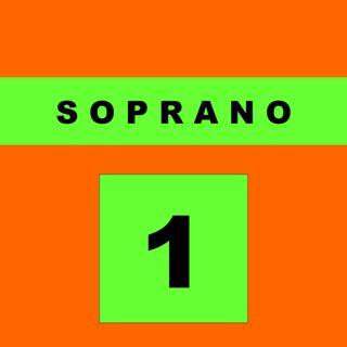 Hymne à la joie Soprano1 #v2