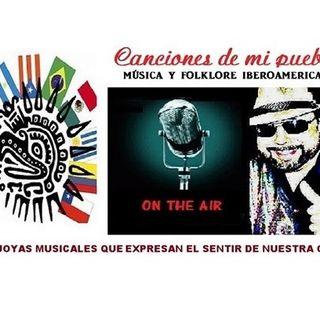 CANCIONES DE MI PUEBLO música de Iberoamérica
