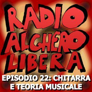 Episodio 22: Chitarra e Teoria Musicale