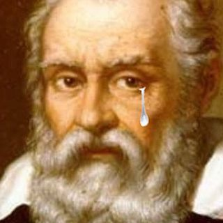 Let's Get Sad with Galileo's Dad