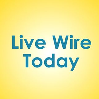 Live Wire Today – Graham Sclater