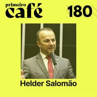 #180: Entrevista com Helder Salomão   Primeira Playlist com Walquíria Poiano