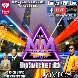 TONIGHT ENTREVISTA CON EL CANTANTE JAYRES Y LA COMEDIA DEL SUNSHINE REMIX