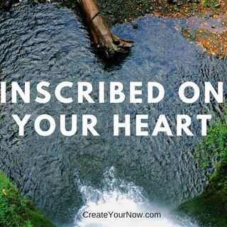 1256 Inscribed On Your Heart