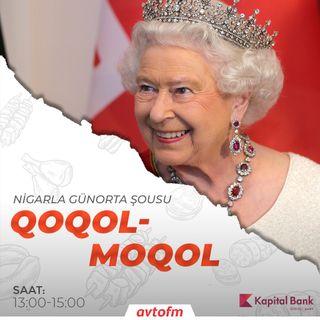 II Elizabeth-in ən sevdiyi yeməklər | Qoqol-moqol #34