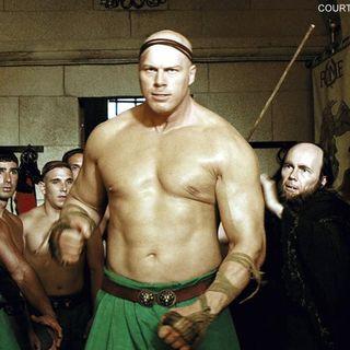 On The Mat: Wrestler Nathan Jones