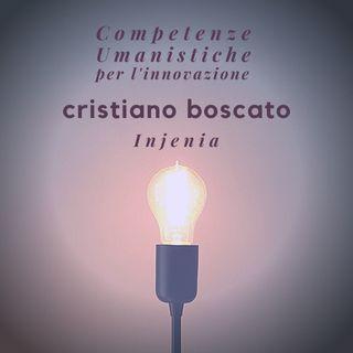 Intervista a Cristiano Boscato (Injenia) - Scienze umane e Intelligenza Artificiale
