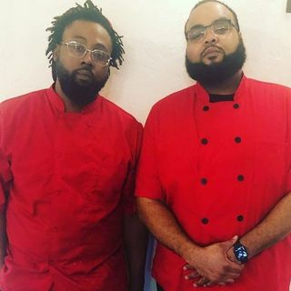 S-2 Ep:20: Interview With Celebrity Chefs! Chef B And Chef K. James