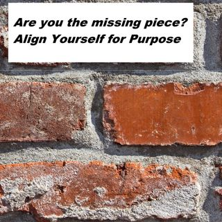 Esther's Purpose #15 #PODCAST Are You Aligned For Your Purpose?