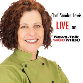 Chef Sandra Lewis || Bad diets vs. smoking || Fox News 1480 WHBC || 4/24/19