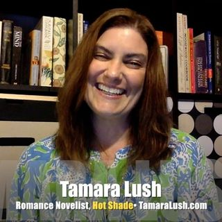 Tamara Lush puts the sexy back in journalism! INTERVIEW
