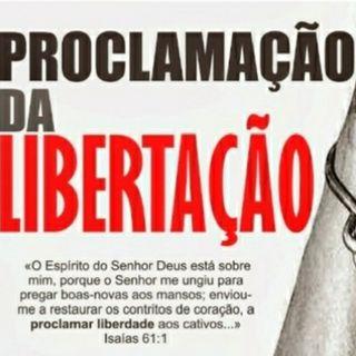 #ORAÇÃO AO MEIO DIA NA FÉ SALMO 91; PROCLAMAÇÃO DA LIBERTAÇÃO AS BOAS NOVAS DA SALVAÇÃO ISAIAS. 61