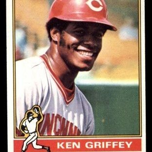 Ken Griffey Sr The Cincinnati Reds