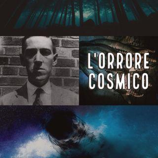 L'orrore cosmico: Lovecraft, il sublime e l'origine della coscienza
