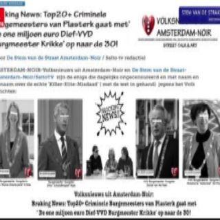 Ex CDA Minister Jan Kees de Jager de Crime King van 'Misdaadcentrum –Binnenhof'( afl. 7, 2019)