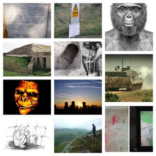 Bigfoot Seen By a Soldier in the UK. And Cryptid Creatures Sighted on MOD land. UFO Reports