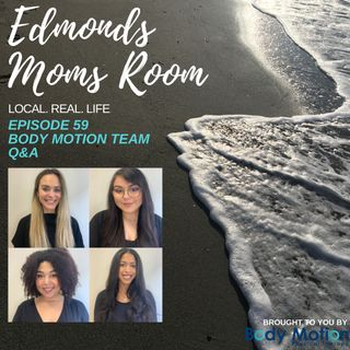 Episode 59 The Body Motion Team Q&A