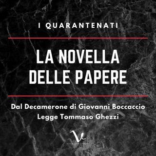 La Novella delle Papere - Dal Decamerone di Giovanni Boccaccio