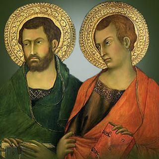 Santos Simón y Judas Tadeo, Apóstoles