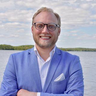 Episode 270 Daniel Horton-Diaz candidate for Fl Senate District 39