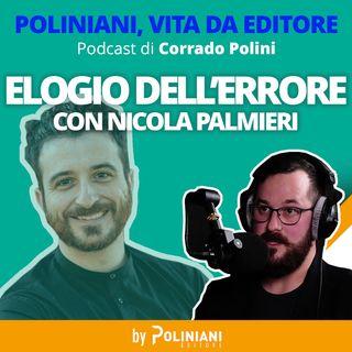 Elogio dell'errore con Nicola Palmieri (Redez)