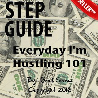 BeingManicDaveEp6EverydayImHustling101