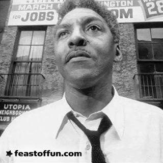 Bayard Rustin, the Gay Man Behind MLK Jr. & the 1963 March on Washington