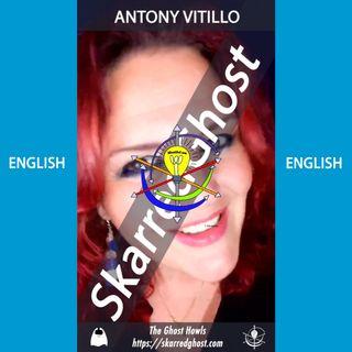 "Interview Antony Vitillo, ""SkarredGhost""!"