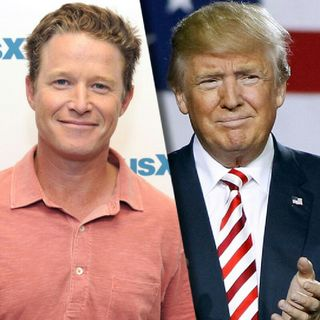 Billy Bush Gets Suspended From NBC.