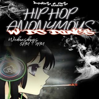 Hip Hop Anonymous Vol.5 Dj Dings Live In Da Mix Spinnin' Everything Hip Hop! (5-2-18)