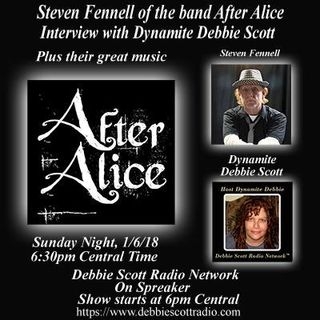 AFTER ALICE - STEVE FENNELL INTERVIEW !!  1-6-19