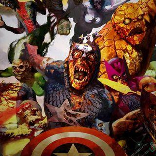 Puntata 15: Marvel Zombies! L'apocalisse zombie di casa Marvel