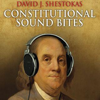 Constitutional Sound Bites Ep 35 - 12.13.16