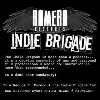 Romero Pictures Indie Brigade Podcast