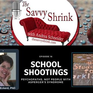 School Shootings: Psychopaths, Not People with Asperger's Syndrome