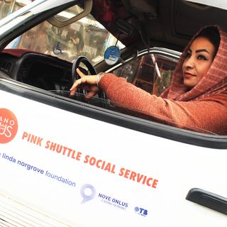 L'Afghanistan e il Pink Shuttle