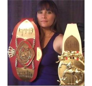 MMA Fighter Avery Vilche
