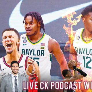 CK Podcast 533: Mock Draft 2.0 - Discussing Mitchell's & Kuzma's Draft Workout with Kings