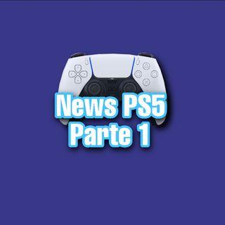NEWS SU PS5 PARTE 1
