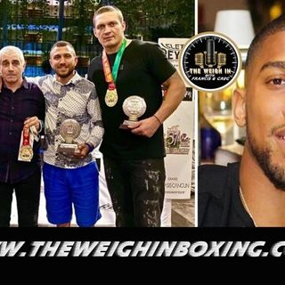 BREAKING NEWS!! Olexander USYK will be trained by Lomachenko father for Joshua title fight in Sept!