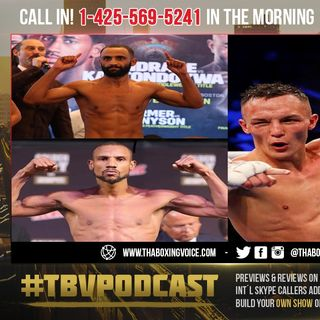 ☎️Kid Galahad vs Claudio Marrero:🔥Final Eliminator For Josh Warrington's Mandatory😱