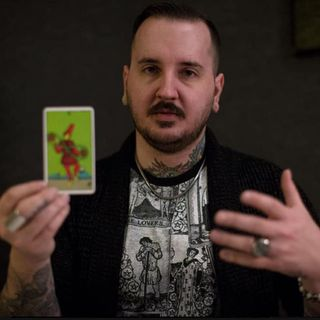 Could You Be Psychic?  Hear it from a True Clairvoyant, Psychic & Tarot Reader, Adam Beaubois!