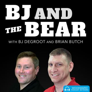 """One and Done"" with B.J. and the Bear 2/13/18 – Full Show"