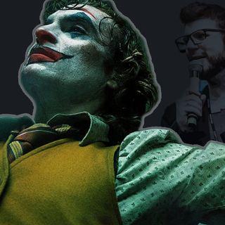 #5 - JOKER tra CINECOMICS e film d'AUTORE with Paolo Tinnirello