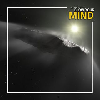 'Oumuamua II: Revenge of the First Messenger