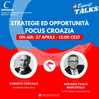 Export talks Focus Croazia